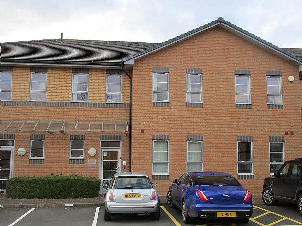 Unit 3 The Courtyard